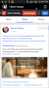 Sherri Henley- screenshot thumbnail