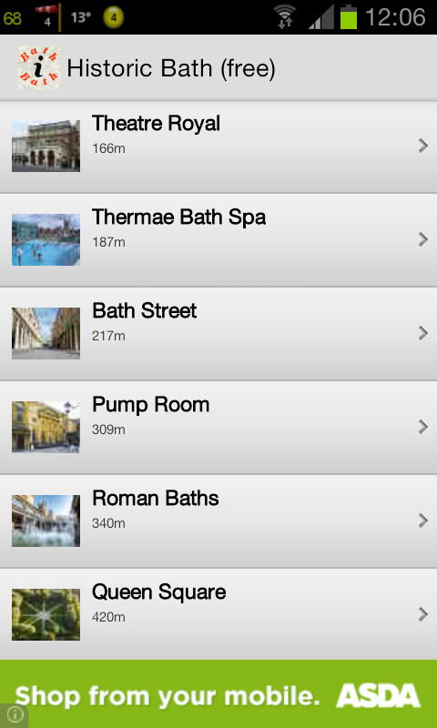 Historic Bath Android Apps On Google Play