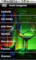 Screenshot of Mixologist™ Drink Recipes