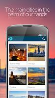 Screenshot of Madrid Travel Guide Spain emt