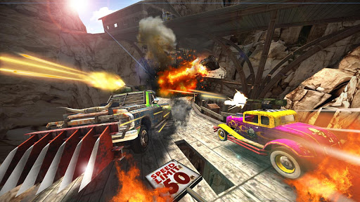 Death Tour- Racing Action Game