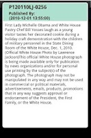 Screenshot of The White  House's Photostream