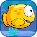Baby Fish - a flappy bird game icon