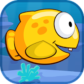 Baby Fish - a flappy bird game