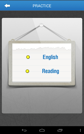 Passing ACT English Reading