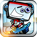 Roboto icon