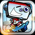 Roboto icon