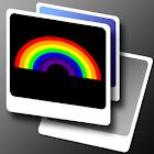 Rainbow LWP simple icon