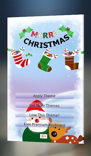 Christmas Socks Keyboard