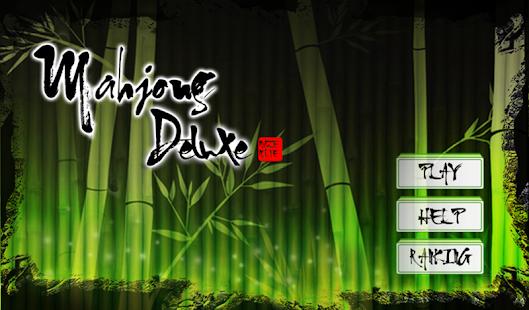 Mahjong Deluxe apk screenshot 11