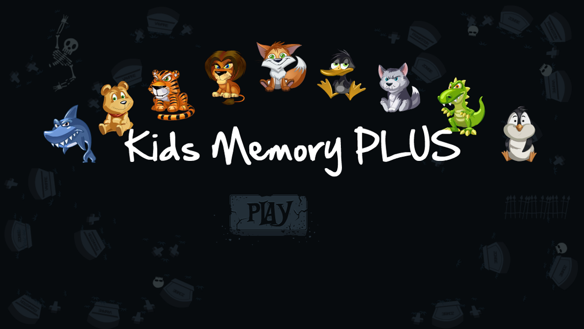 Animal Matchup - Kids Memory + - screenshot
