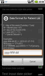 OB Wheel(Pregnancy calculator)- screenshot thumbnail