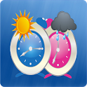 Alarm Weather (Alarm Clock) icon
