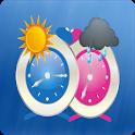 Alarm Weather (Alarm Clock) icon