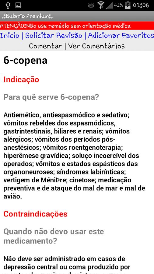 Bulário Bulas de Remédios FREE - screenshot