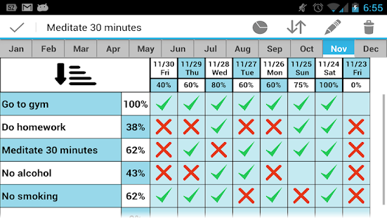 Daily Task Tracker - screenshot thumbnail
