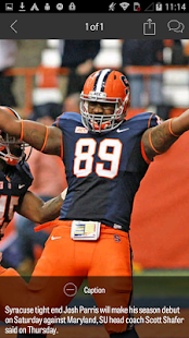 syracuse.com: SU Football News- screenshot thumbnail