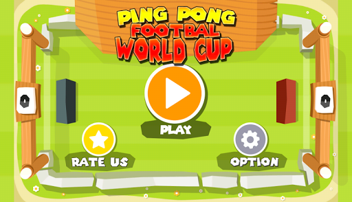 Ping Pong Football World Cup