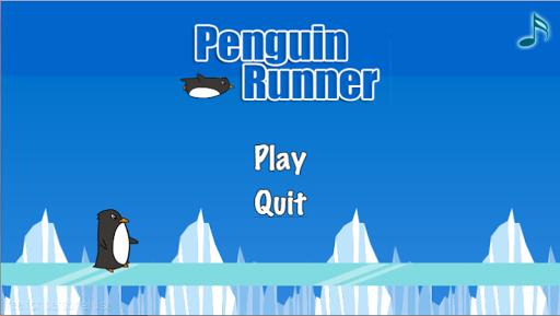 Penguin Runner Games