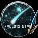 Falling Star Keyboard icon