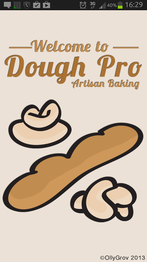 Dough Pro - Artisan Baking - screenshot