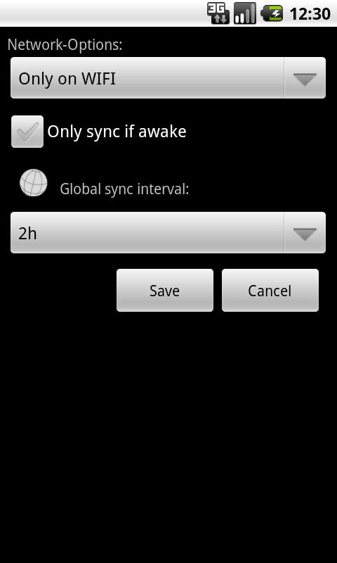 ICSSync Unlocker- screenshot