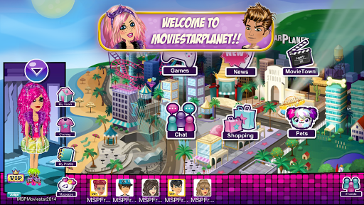 MovieStarPlanet HD