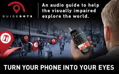 Guide Dots Audio Walking Guide- screenshot thumbnail