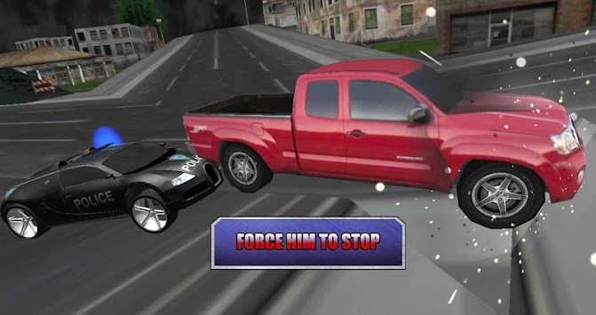 Crazy Driver Police Duty 3D APK screenshot thumbnail 6