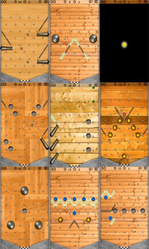 A Plinky Game!- screenshot