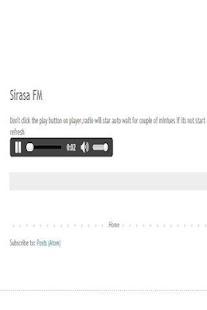 Sinhala FM Radios online - HD
