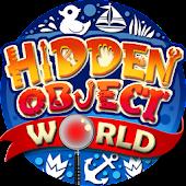 Hidden Object Pass Lockscreen