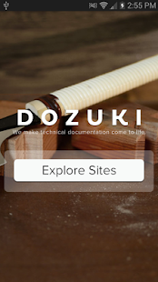 Dozuki Guides- screenshot thumbnail