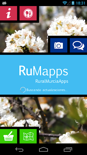 RuMapps Rural Murcia Apps