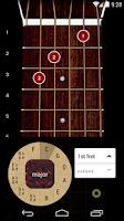 Screenshot of ChordBank: Guitar Chords