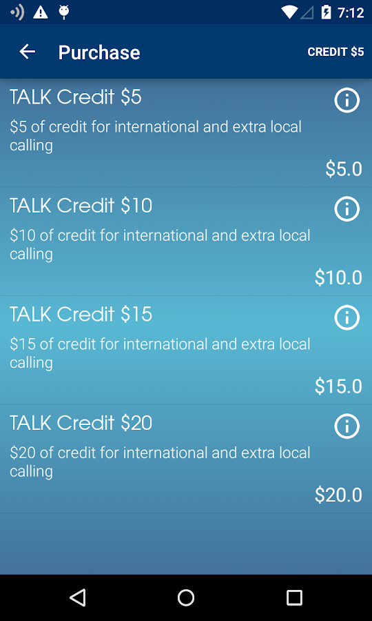 CONNECT Free Calls+Cheap Int'l - screenshot