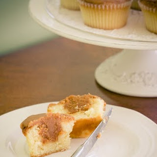Caramel Cake Cupcakes Inspired by The Help.