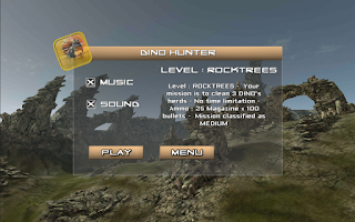 Screenshot of Dino Hunter