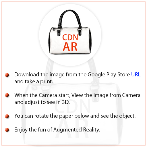 cdnAR : Augmented Reality App