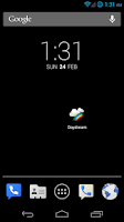 Screenshot of Daydream Launcher