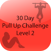 30 Day Pullup Challenge Level2