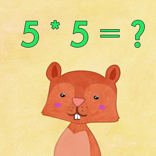 子供のための九九表 教育 App LOGO-硬是要APP