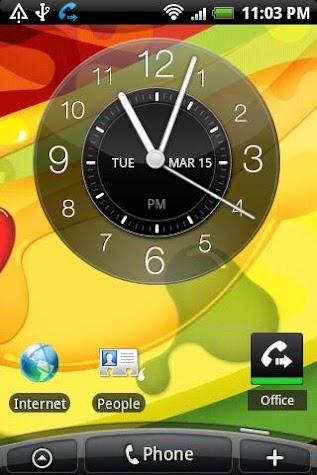 QuickCallForward Screenshot