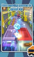 Screenshot of 3D City Runner