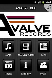 AVALVE REC - screenshot thumbnail
