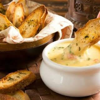Garlic & Herb Fondue.