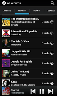 MixZing Music Player Screenshot