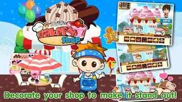 Screenshot of TK Bakery Shop