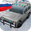 Russian Jeep: Niva mobile app icon