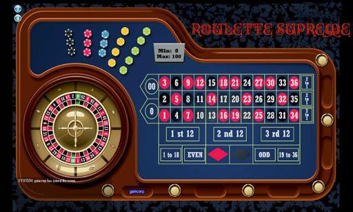 Roulette Supreme